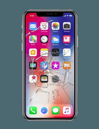 laat je iphoneX repareren